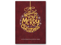 Merry Wish Holiday Greeting Cards